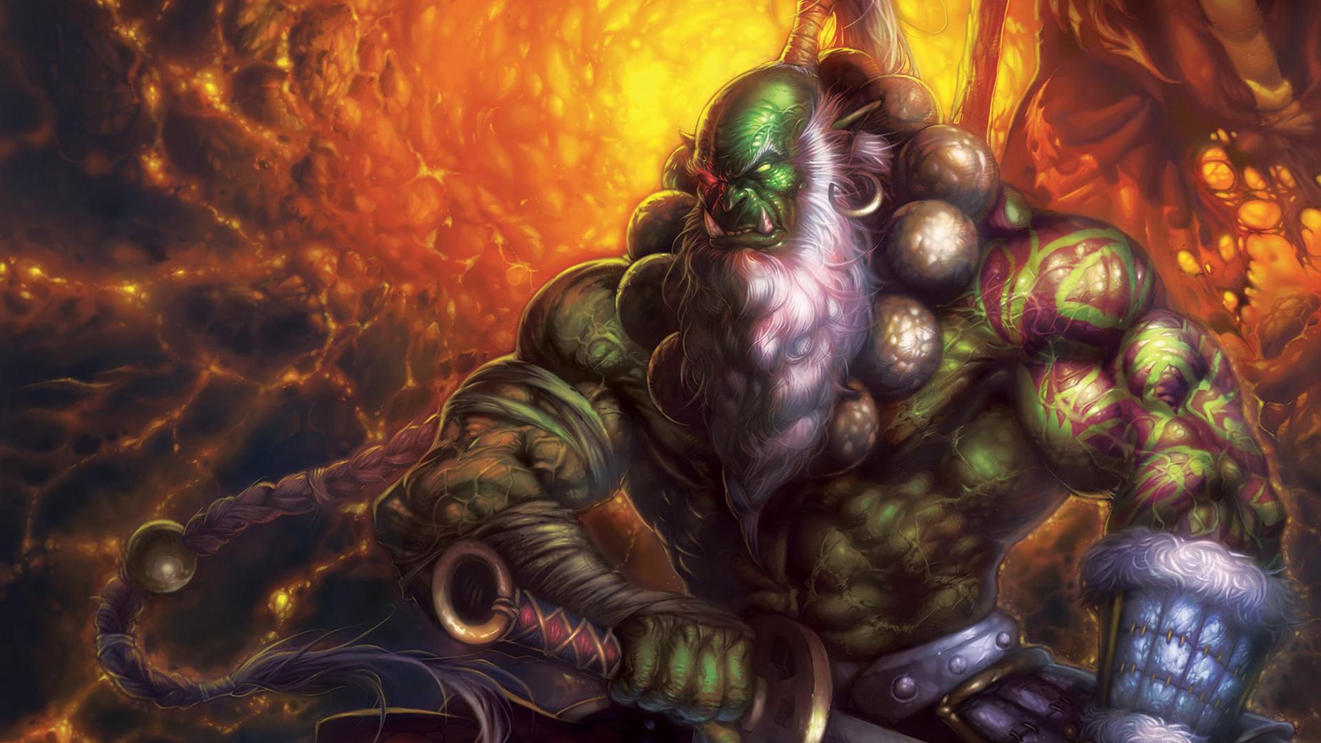 Blood Elf World Warcraft Wallpaper 4k