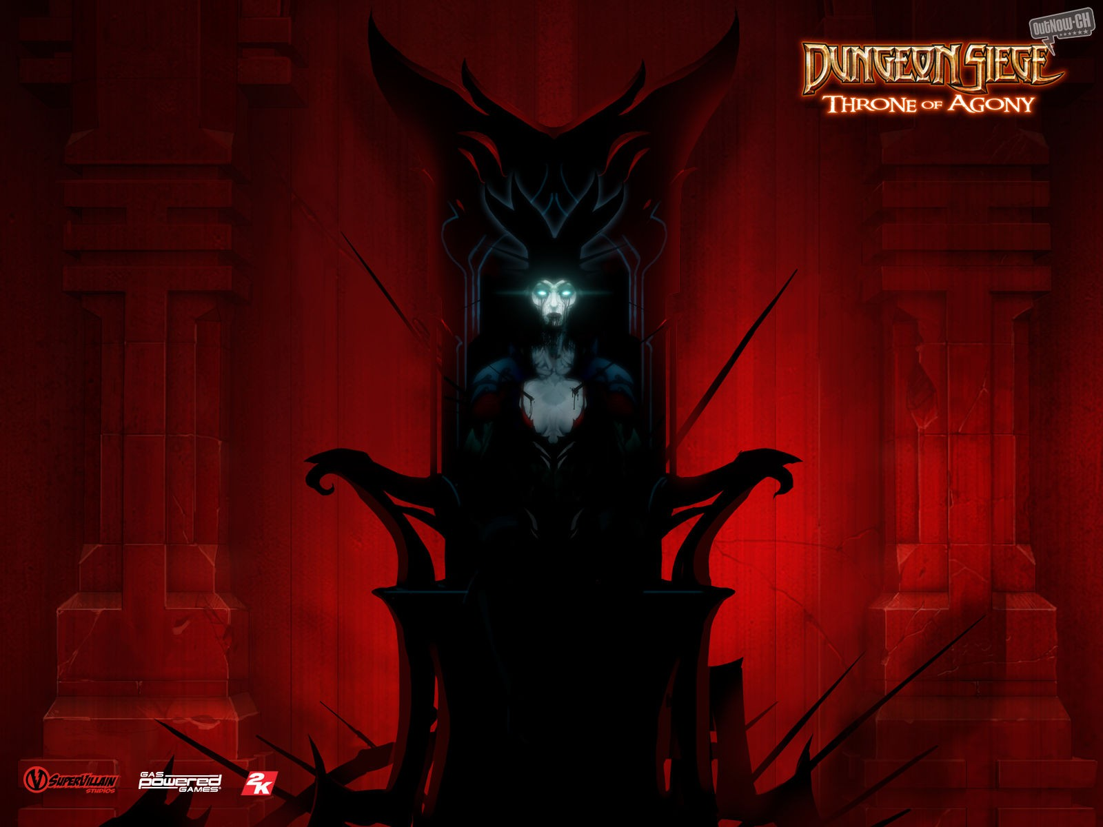 1 Dungeon Siege Throne Of Agony HD Wallpapers
