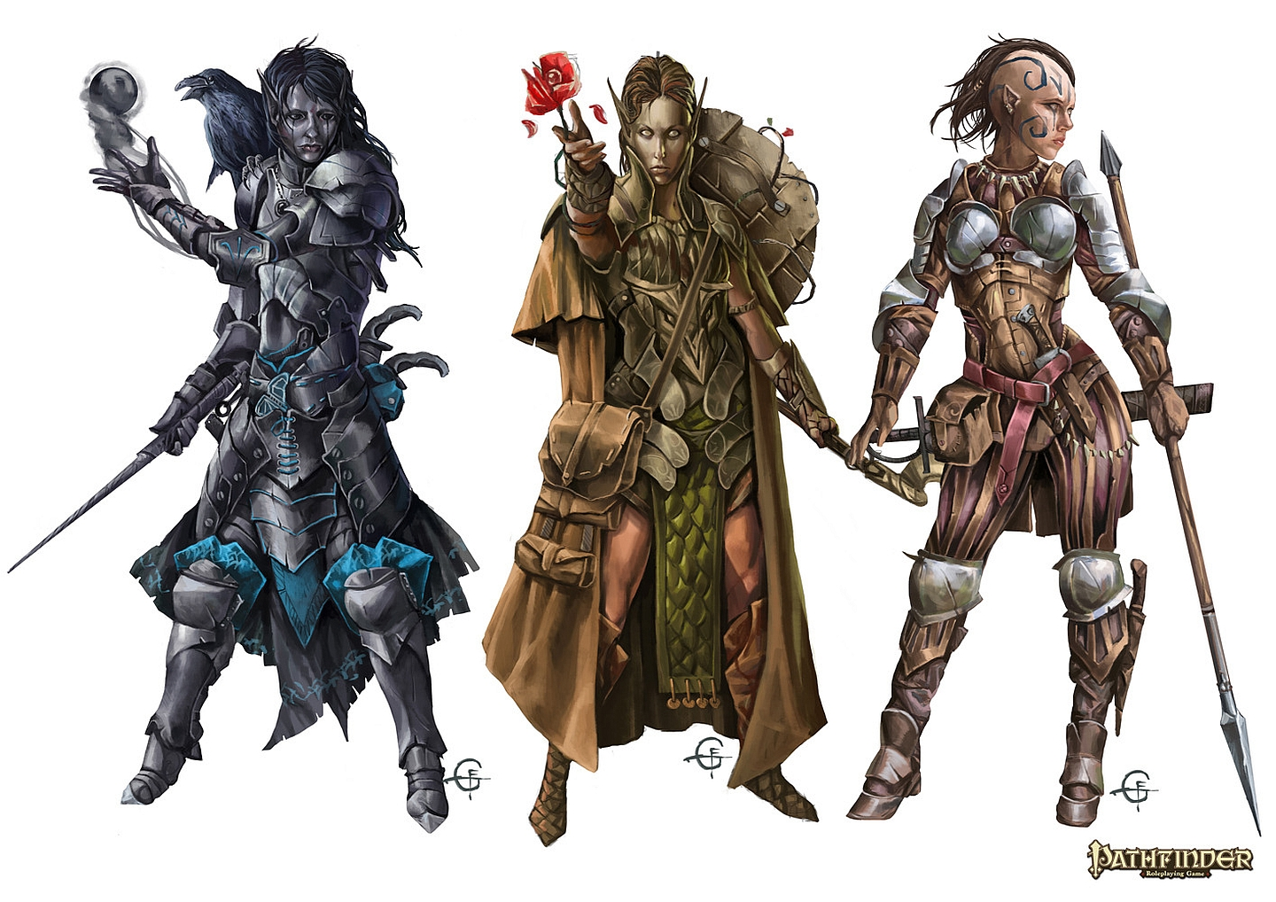 Pathfinder Wallpaper And Background