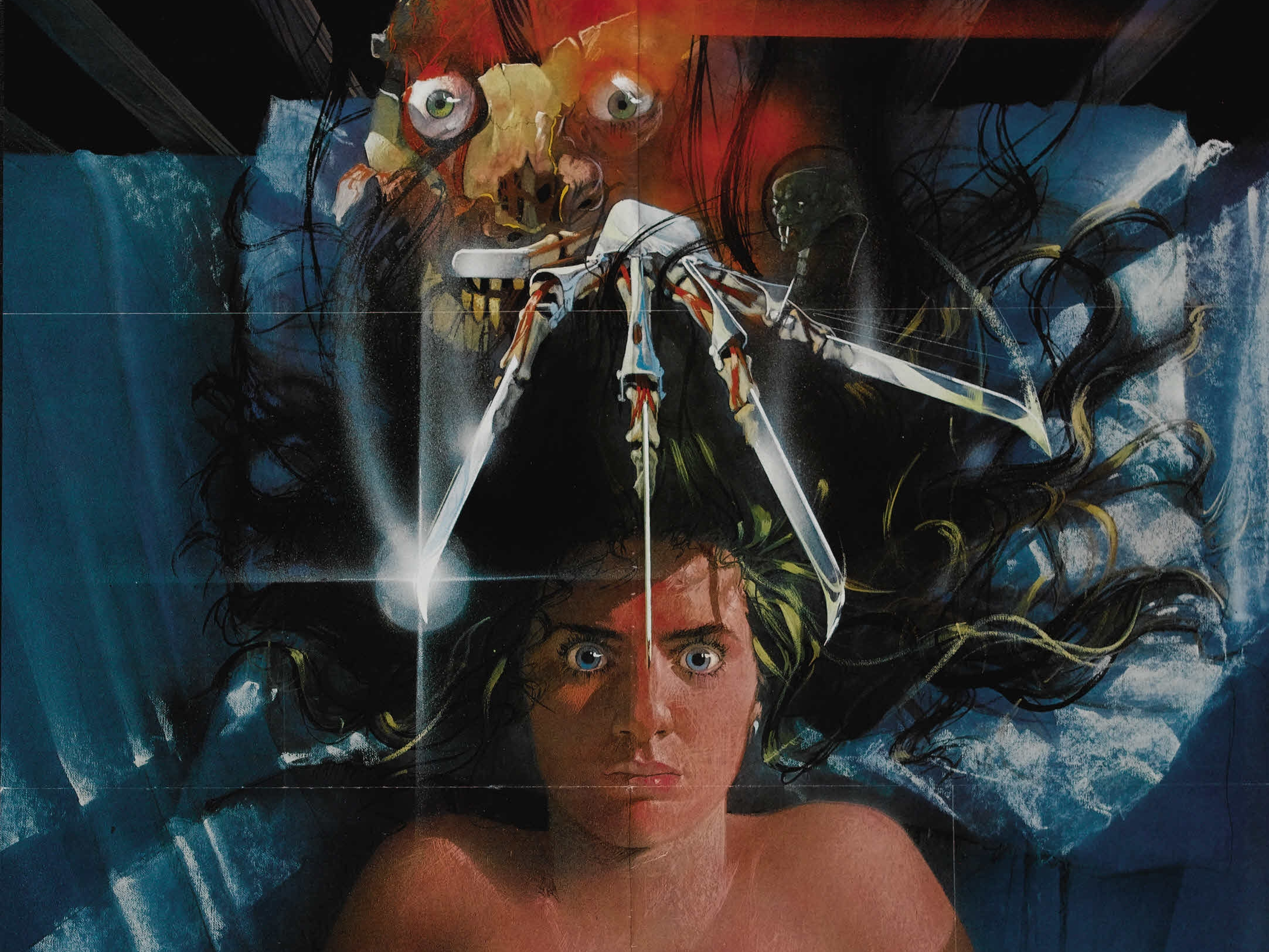a nightmare on elm street (1984) full hd wallpaper and background