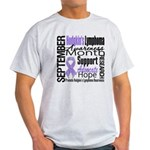 Hodgkins Awareness Month Light T-Shirt