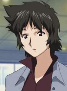 Post An Anime Woman With A Butch Haircut Anime Answers