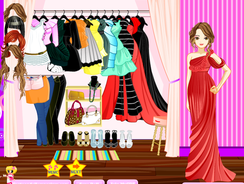 It Girl - Fashion Celebrity & Dress Up Game - Apps on ...