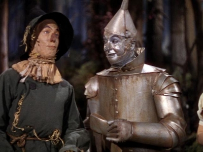 Image result for tinman and scarecrow