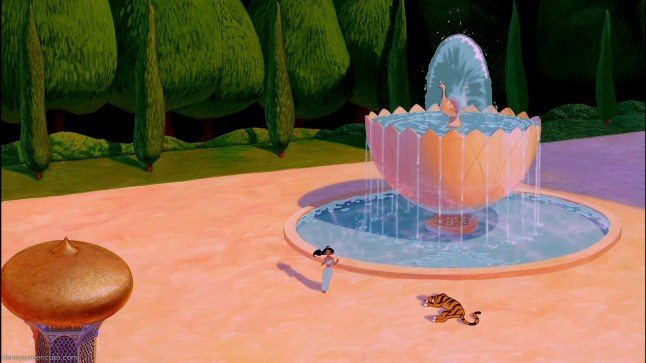 Image result for aladdin fountain