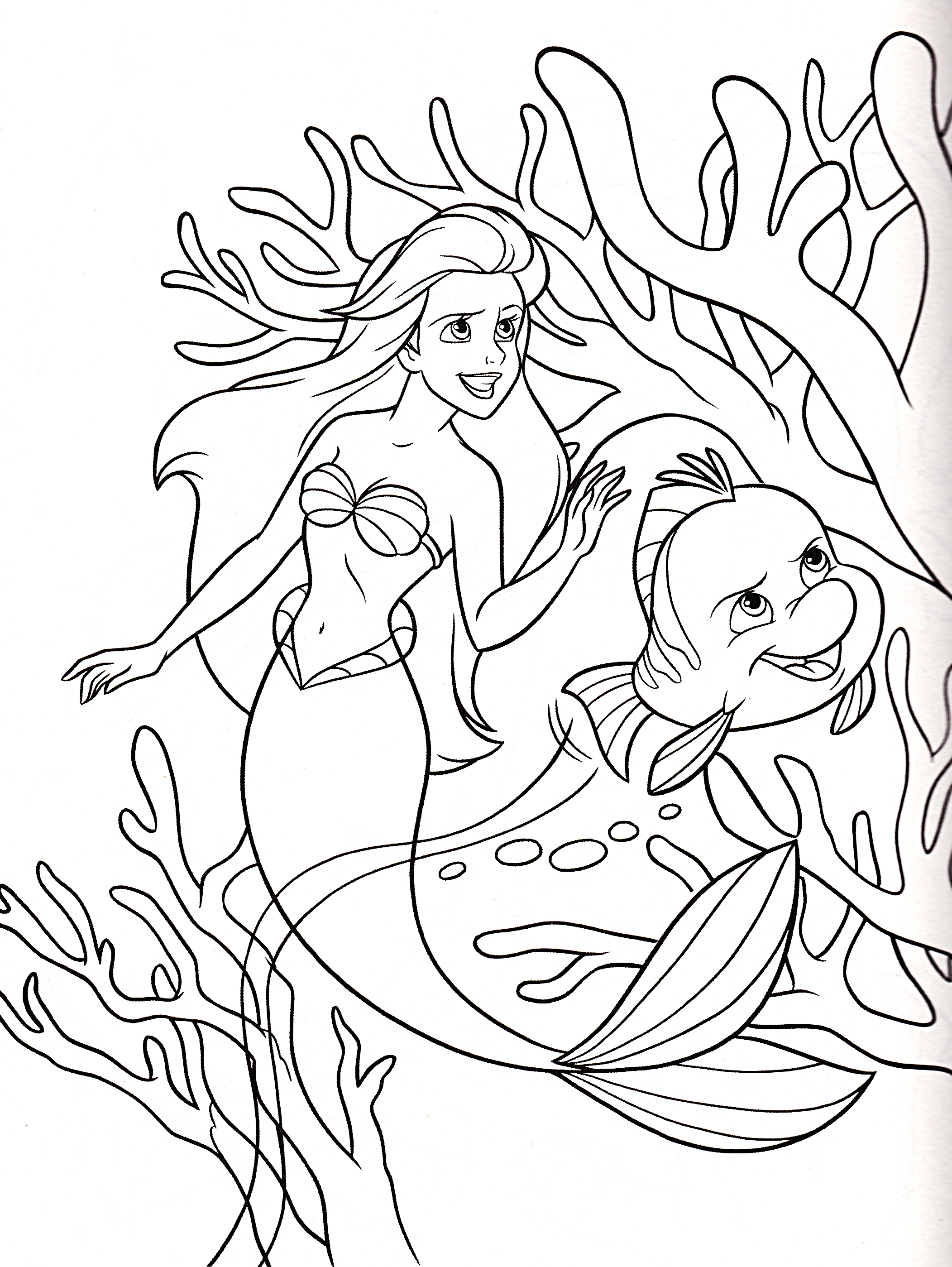 Stress relief coloring books disney - Disney Princess Relaxation Coloring Book 48