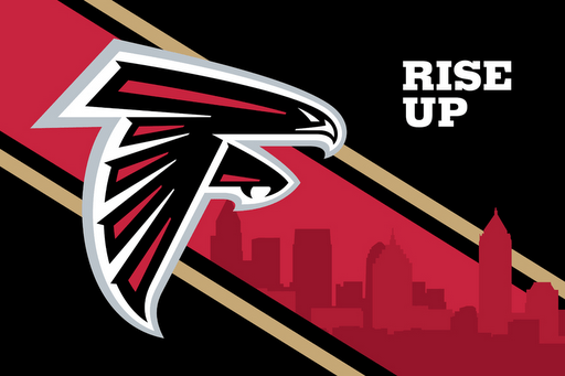 Image result for atlanta falcons rise up