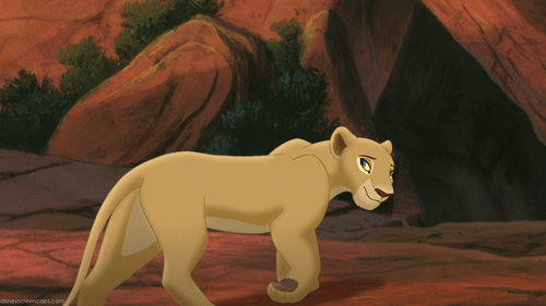King Title Tree Lion Family