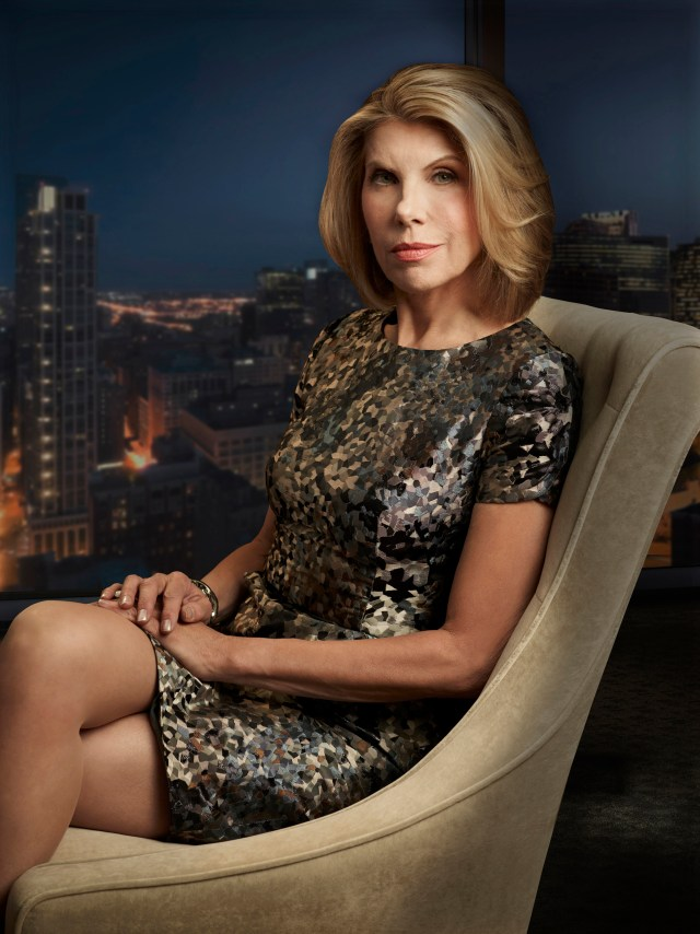 Christine Baranski Images The Good Wife Hd Wallpaper And Background Photos