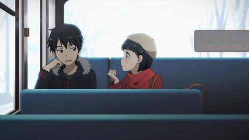 Resultado de imagen de kirito and suguha