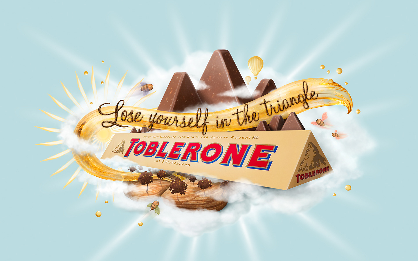 Toblerone Chocolate Wallpaper 35061214 Fanpop