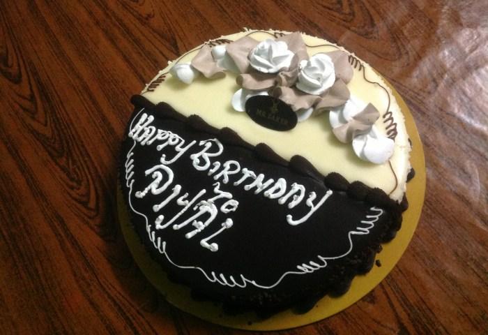 My Bday Cake Happy Birthday Piyalwe Love You Photo 35198047