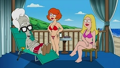 american dad after school special