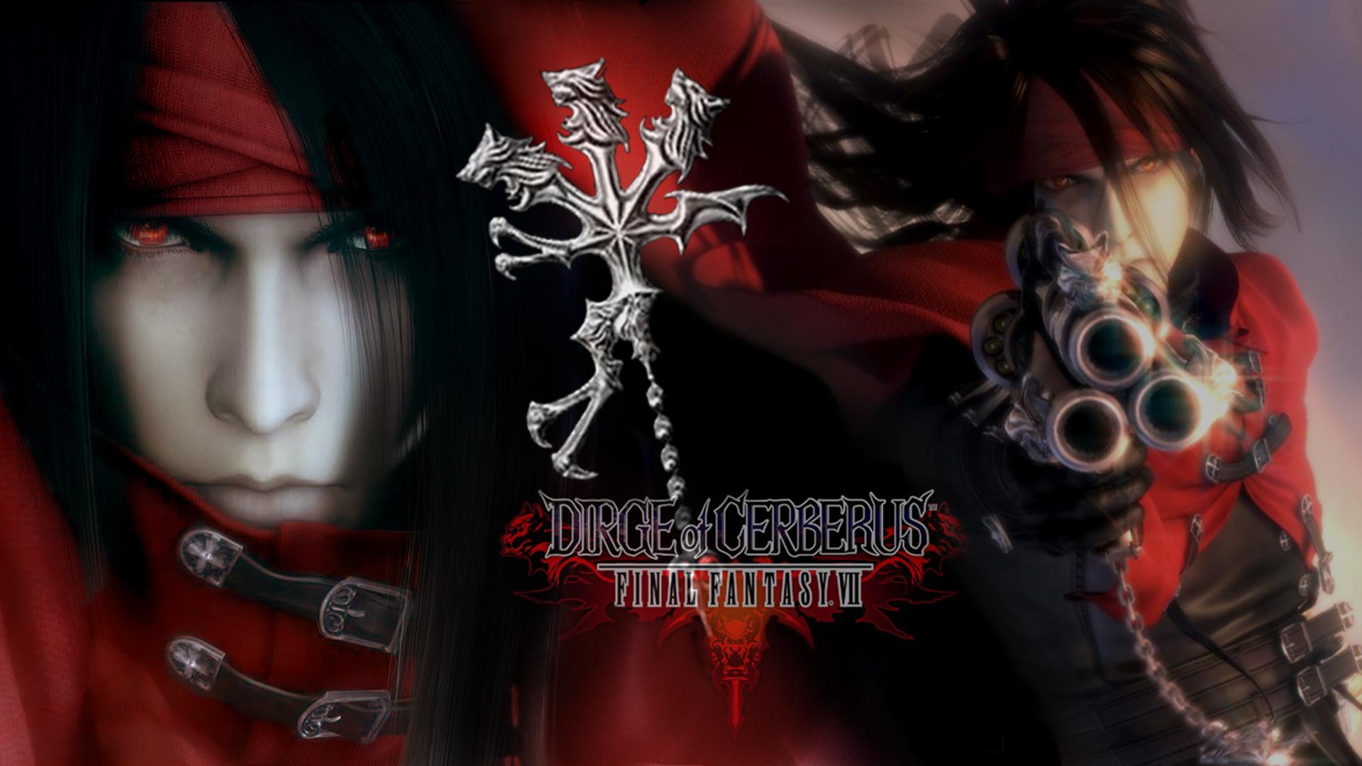 final fantasy: dirge of cerberus images vincent hd wallpaper and