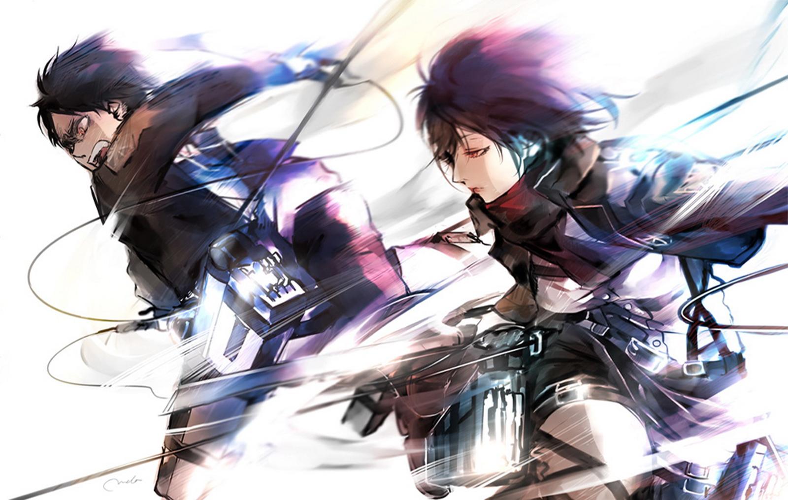 AOT Wallpapers - Shingeki no Kyojin (Attack on titan) Photo (36001016) - Fanpop