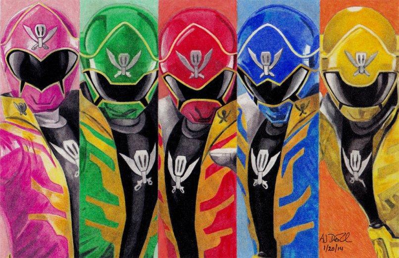 Power Ranger Super Megaforce Wallpaper Reviewwalls Co