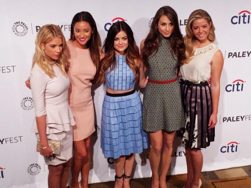 Image result for pretty little liars season 1 cast