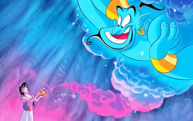 Walt Disney's 'Aladdin' Got a Black Genie?