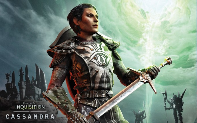 Image result for Cassandra (Dragon Age: Inquisition)