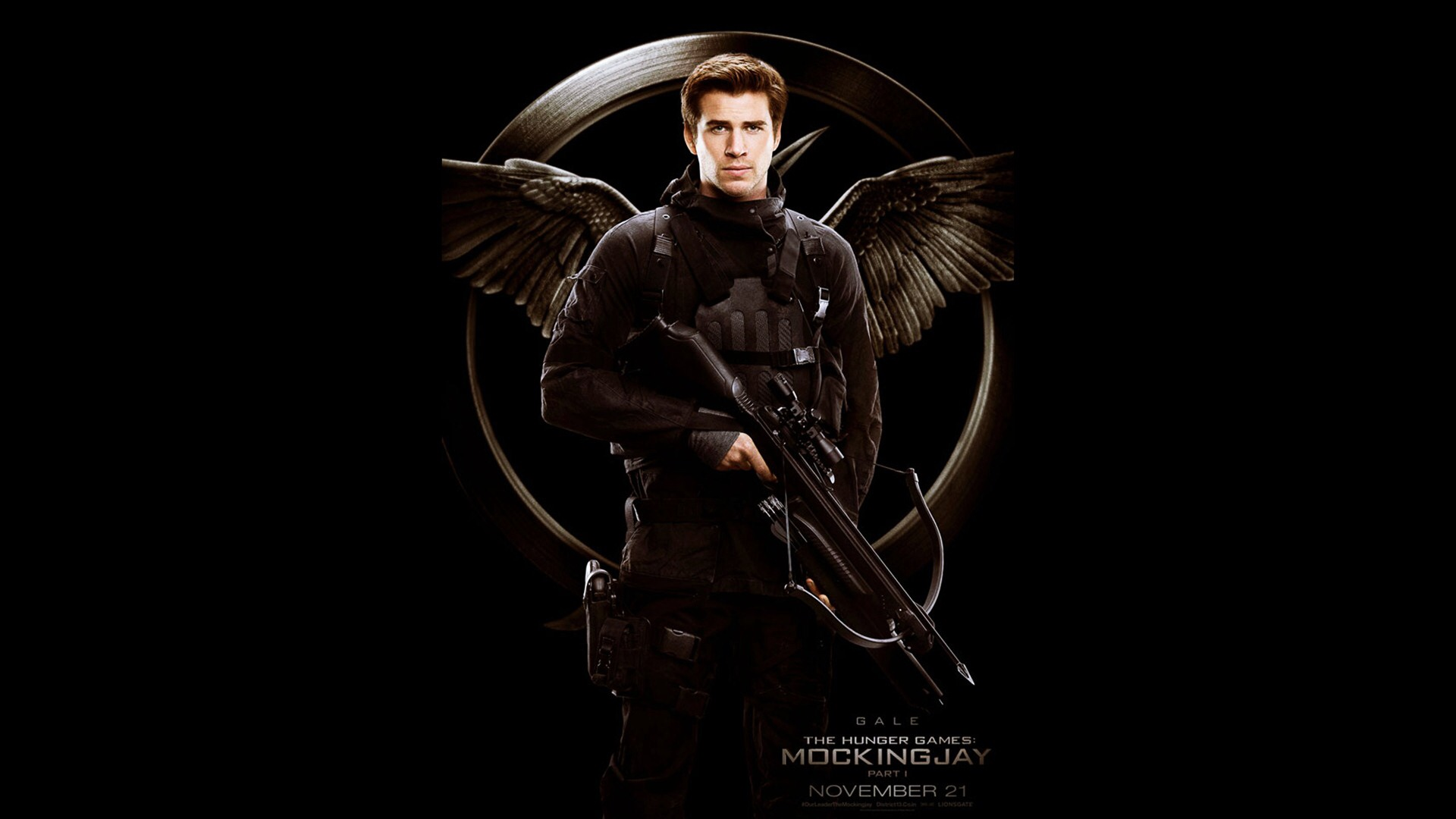 Mockingjay Part 1 Wallpaper