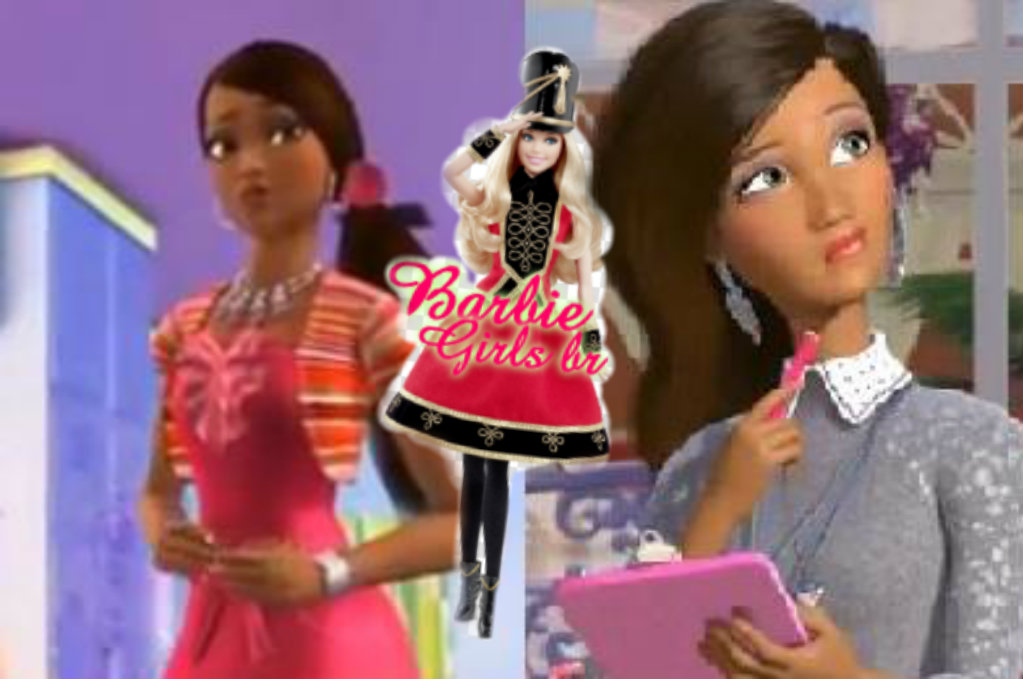 Barbie Life In The Dreamhouse Grace Novocom Top