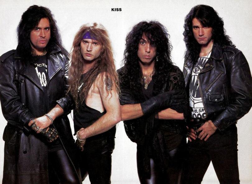 KISS 1992 - Paul Stanley Photo (38025287) - Fanpop
