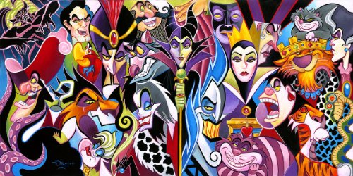 Image result for villains disney