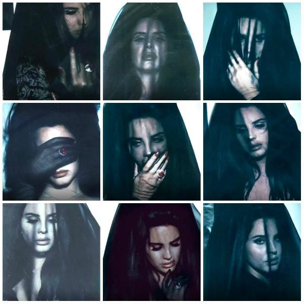 V Magazine Del Lana Rey