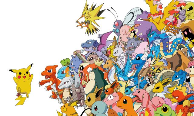 Pokemon Images 1st Generation Hd Wallpaper And Background Photos
