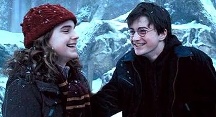 Image result for harry and hermione