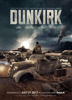 Dunkirk 2017 Worldfree4u – Full Movie Dual Audio BRRip 720P English ESubs