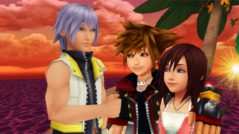 Image result for kingdom hearts kairi