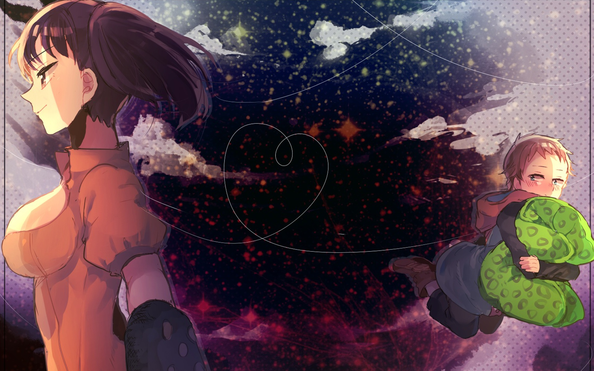 Nanatsu No Taizai Images Seven Deadly Kings Diane King Nanatsu No Taizai Anime X Hd