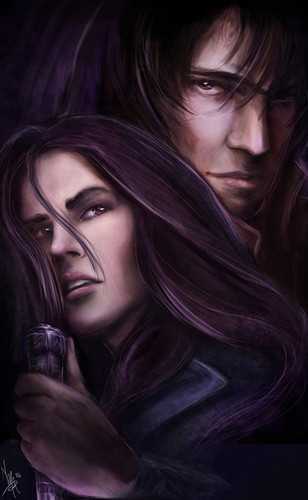 Image result for rose and dimitri fan art