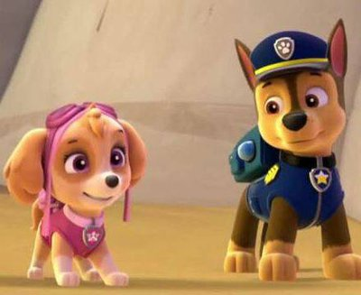Chase Paw Patrol Images Along With Skye Wallpaper And