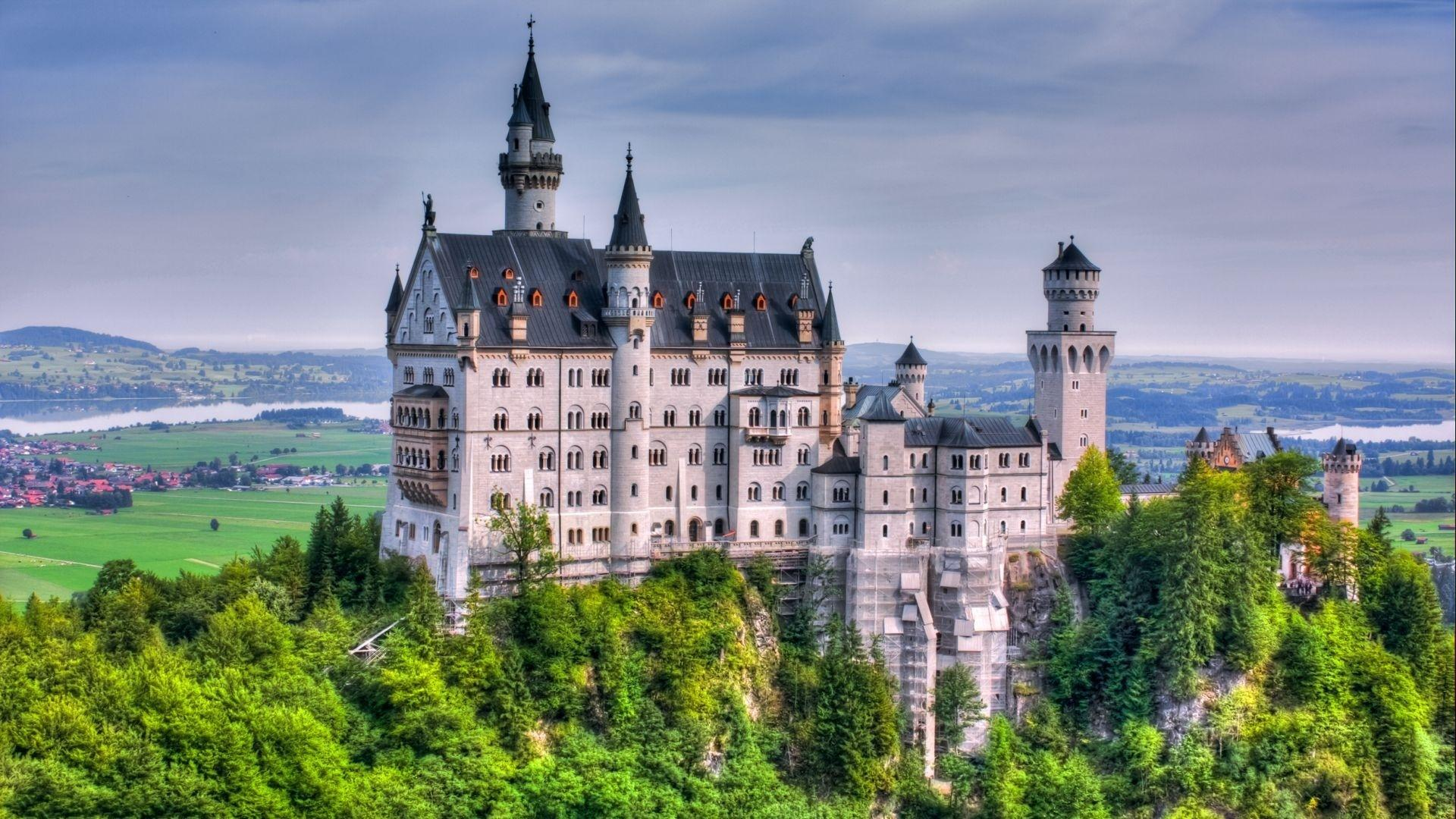 Architecture French Castles