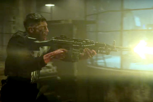 Image result for the punisher netflix season 1