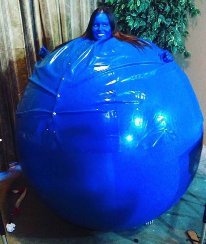 Jackie Blueberry Inflation