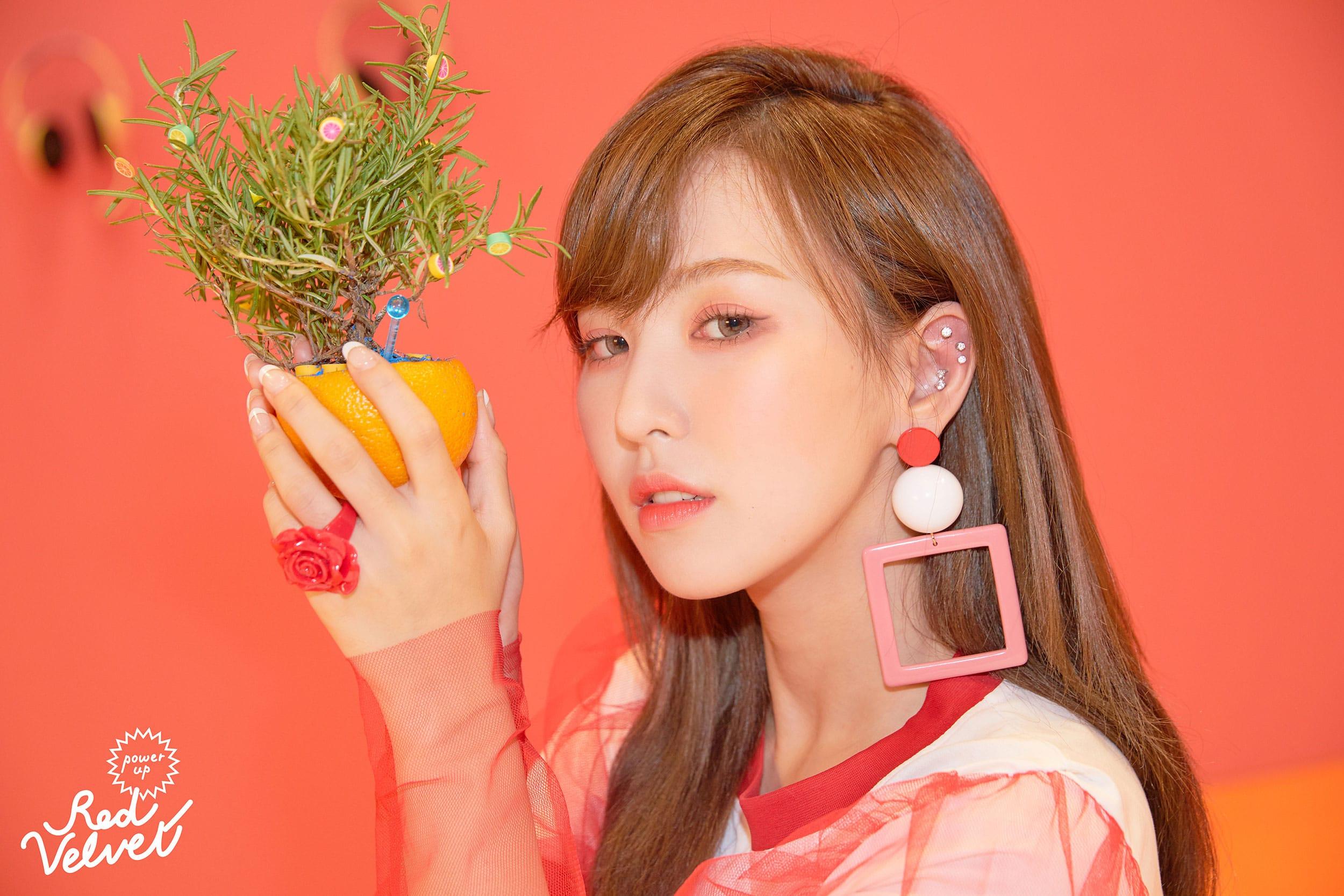 Imagini pentru Wendy (Red Velvet)