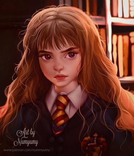 Hermione Granger wallpaper titled Hermione Granger