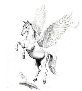 Image result for pegasus greek mythology