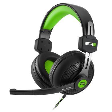 Headset Gamer Sharkoon Rush ER2 Green