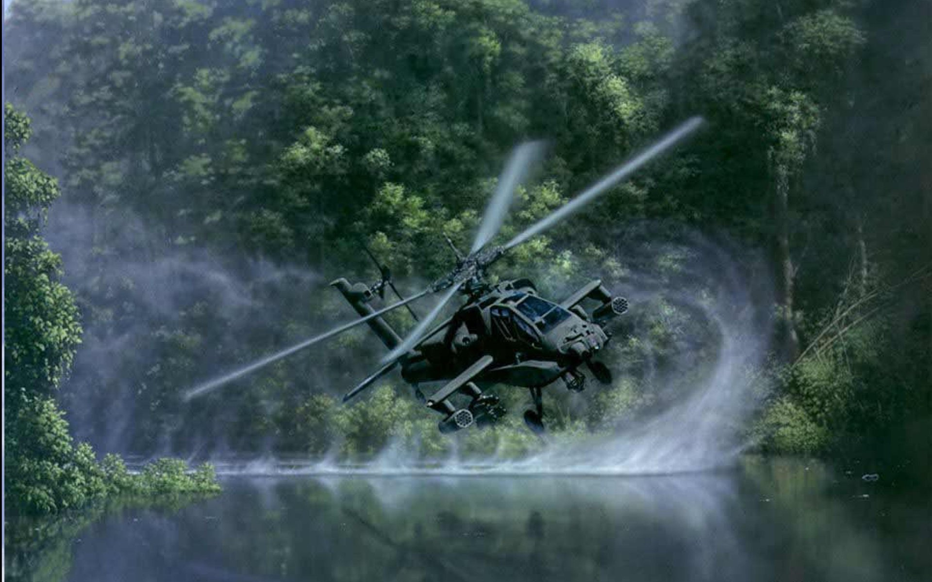 boeing ah-64 apache full hd wallpaper and background | 1920x1200