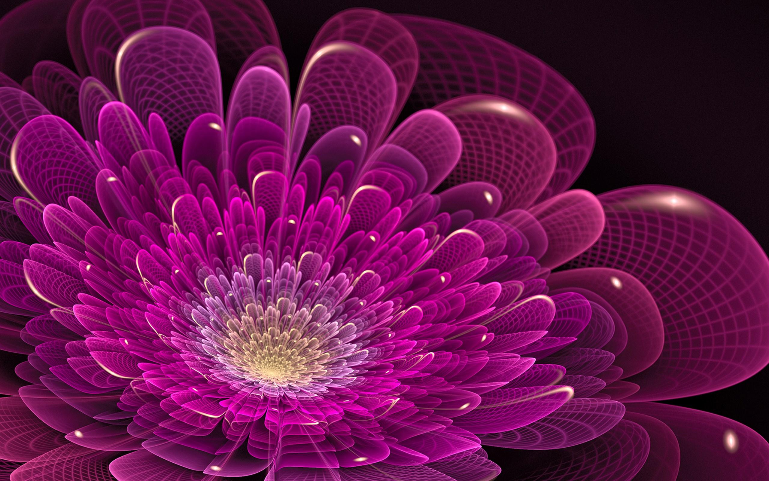 3840x1080 Wallpaper Purple