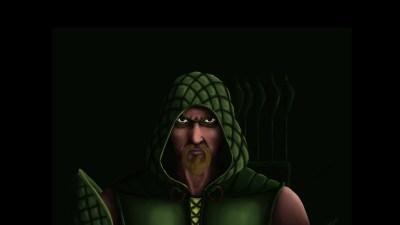 Green Arrow 5k Retina Ultra HD Wallpaper   Background ...