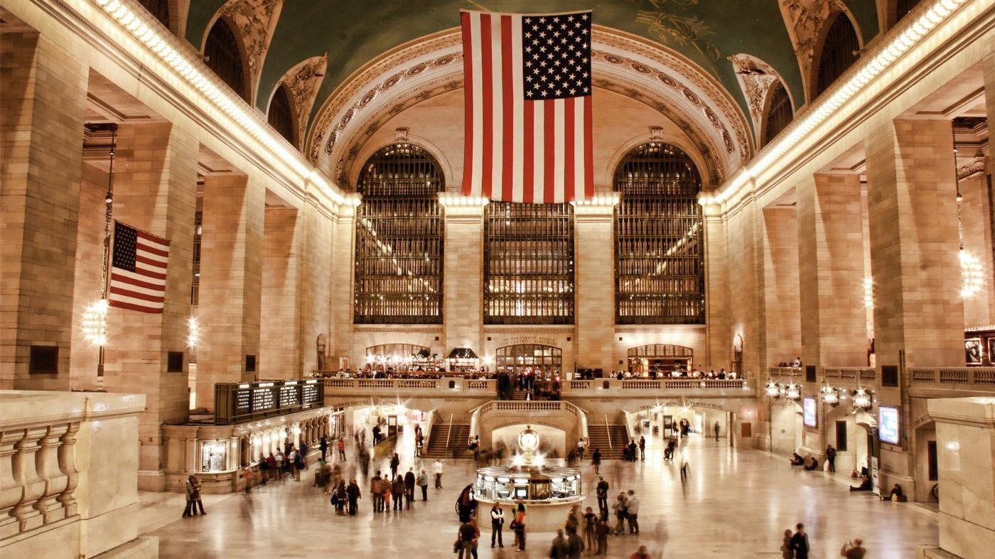 Grand central Station NYC HD Wallpaper | Background Image ...