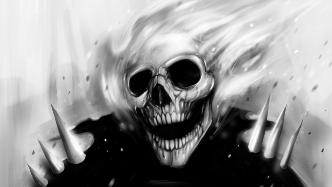 Ghost Rider Hd Wallpapers Backgrounds Wallpaper Abyss
