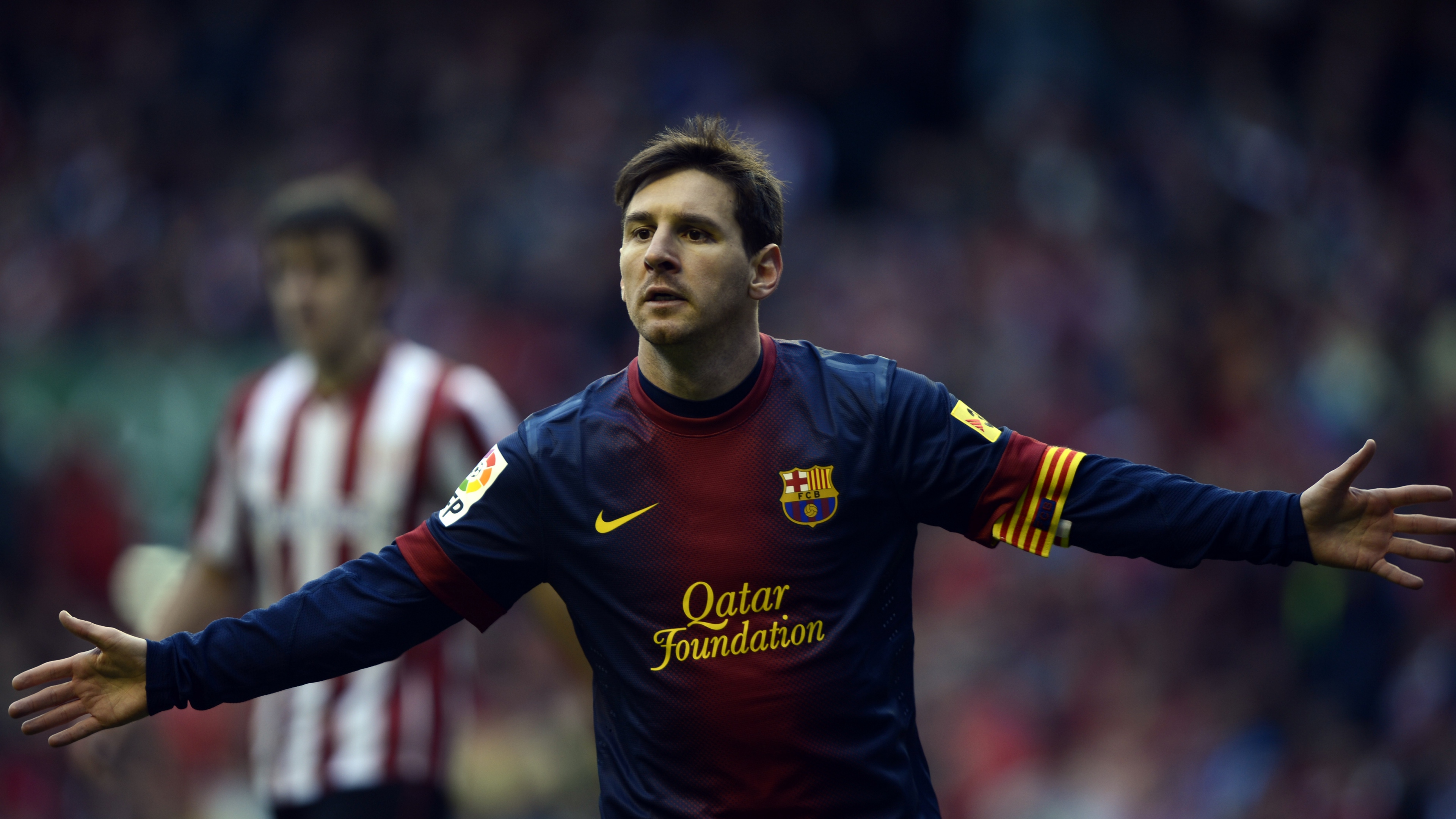 44 lionel messi hd wallpapers | background images - wallpaper abyss