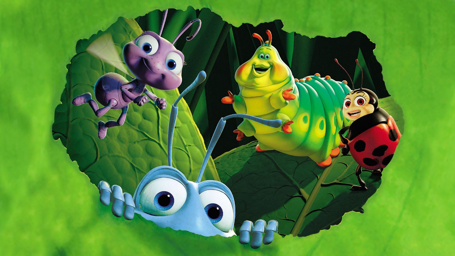 10 A Bug S Life Hd Wallpapers