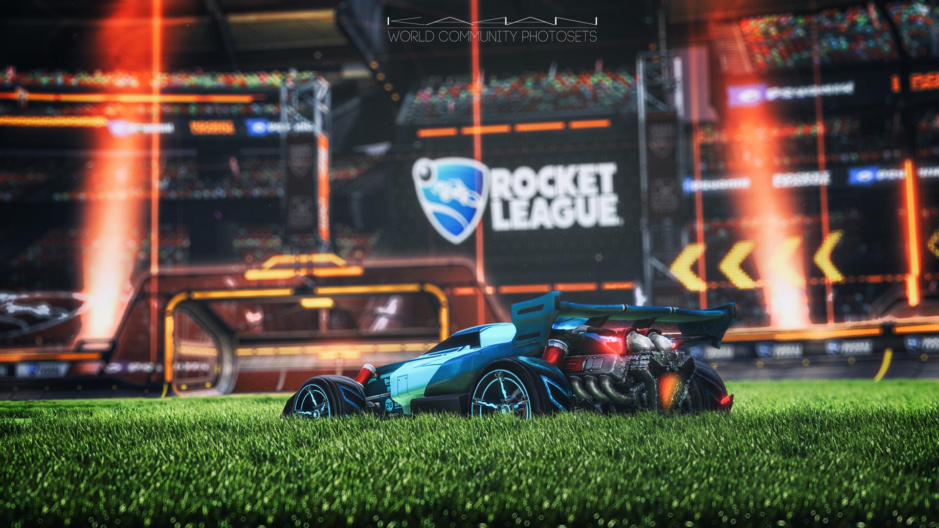 Octane Rocket Wallpapers League Hd